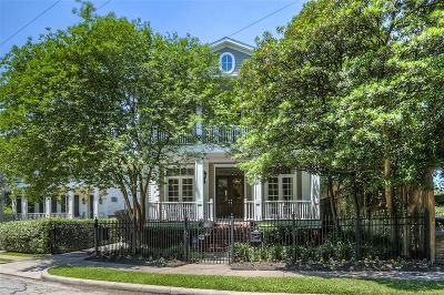 Houston Single Family Home For Sale: 2807 Morrison Street