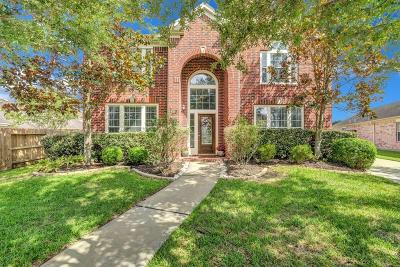 Shadow Creek Ranch Single Family Home For Sale: 2210 Cambridge Shores Lane