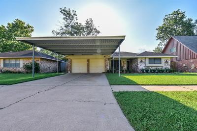 Deer Park Single Family Home For Sale: 4705 College Park Drive