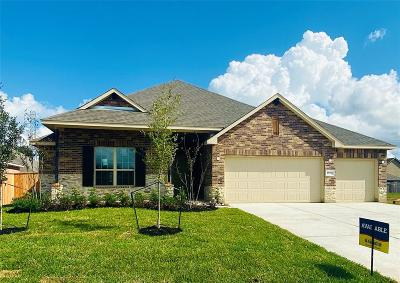 Tomball Single Family Home For Sale: 12510 Montclair Landing Court