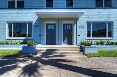 Galveston Rental For Rent: 2416 Avenue P