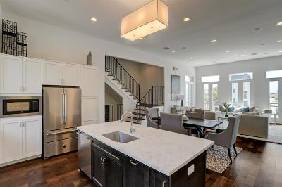 Houston Single Family Home For Sale: 1004 Savannah Cedar Lane