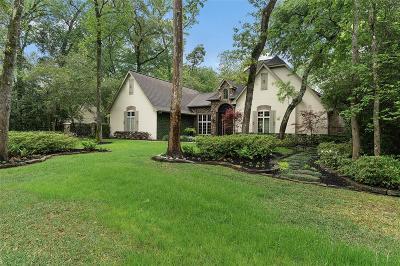 Pinehurst Single Family Home For Sale: 14615 Overbrook Lane