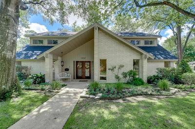 Houston Single Family Home For Sale: 13147 Barryknoll Lane Lane