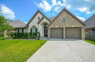 Rosenberg Single Family Home For Sale: 6306 Orange Blossom Lane