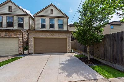 Galveston County, Harris County Single Family Home For Sale: 4217 Eigel Street