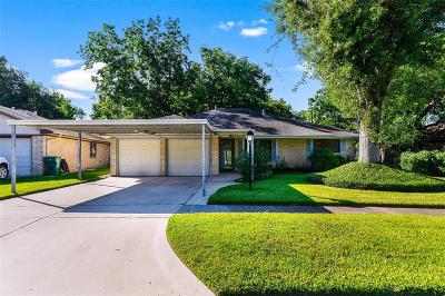 Pasadena Single Family Home For Sale: 6304 Sioux Drive