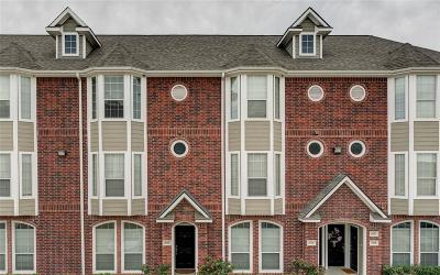 College Station Condo/Townhouse For Sale: 1198 Jones Butler Road #3106