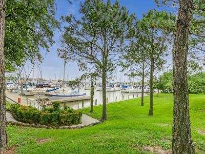 Kemah Condo/Townhouse For Sale: 506 Mariners Drive
