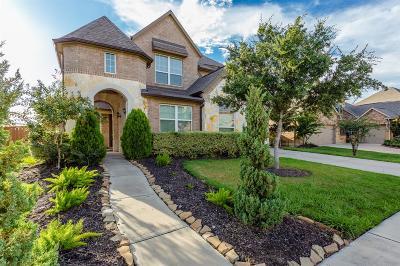 Richmond Single Family Home For Sale: 11002 Shettleston Drive