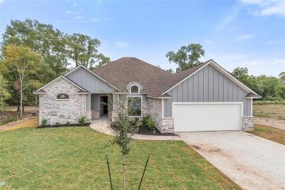 Bryan Single Family Home For Sale: 2941 Archer
