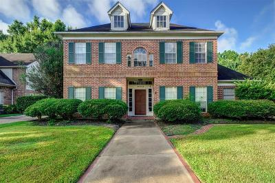 Houston Single Family Home For Sale: 10411 Wagon Trail Road