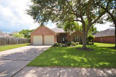 League City Single Family Home For Sale: 314 Summer Haven Drive