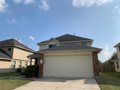 Humble Single Family Home For Sale: 3602 Maris Way