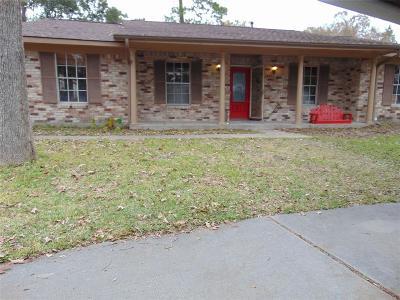 Spring Single Family Home For Sale: 18918 Casper Drive