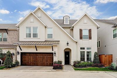 Houston Single Family Home For Sale: 1754 Cornelius Trace Loop