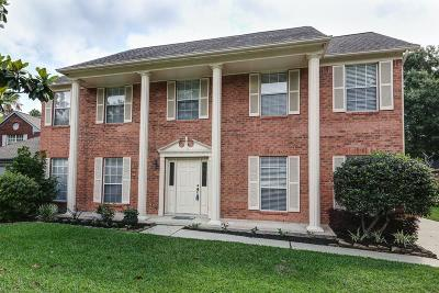 Kingwood Single Family Home For Sale: 4514 Fawnbrook Hollow Lane