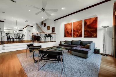 Houston Condo/Townhouse For Sale: 2344 Camden Drive