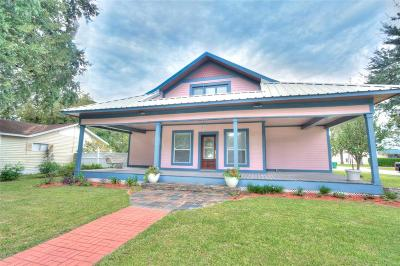 Alvin Single Family Home For Sale: 502 W Sealy Street