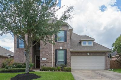 League City TX Single Family Home For Sale: $374,500