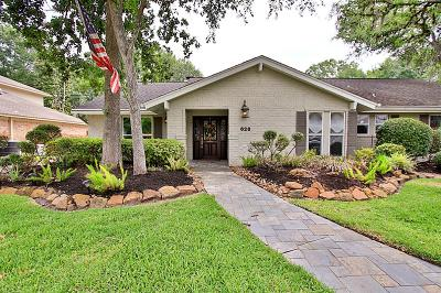 Harris County Single Family Home For Sale: 626 Regentview Drive