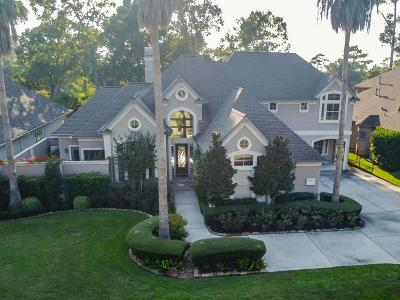 Montgomery Single Family Home For Sale: 54 Fairway Park