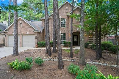 The Woodlands Single Family Home For Sale: 78 W Sandalbranch Circle