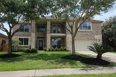 Friendswood Single Family Home For Sale: 4428 W Maple Drive