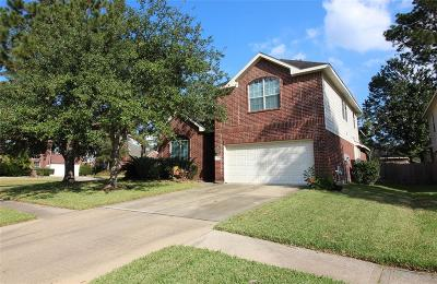 Humble Single Family Home For Sale: 18118 Yellowstone Trail