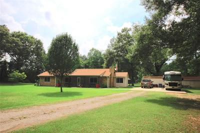 Conroe Single Family Home For Sale: 14305 Greenleaf Drive