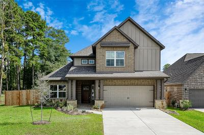 Tomball Single Family Home For Sale: 21006 Brave Legion Way