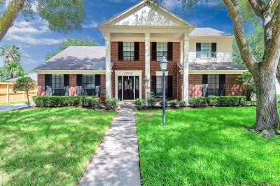 Katy Single Family Home For Sale: 23002 Lanham Drive