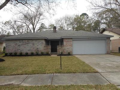 Humble Single Family Home For Sale: 20307 Fox Glen Lane