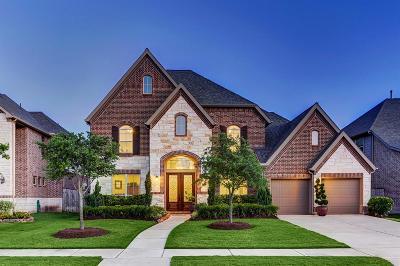 Katy Single Family Home For Sale: 27827 Burchfield Grove Lane