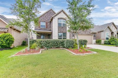 Katy Single Family Home For Sale: 27815 Hunters Rock Lane