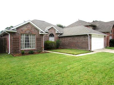 Single Family Home For Sale: 19011 Timber Trace Drive