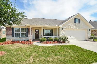 Sealy Single Family Home For Sale: 224 South Lantana Circle