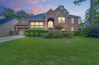 Kingwood Single Family Home For Sale: 6306 Gladehill Drive