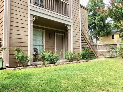 Condo/Townhouse For Sale: 1860 White Oak Drive #343