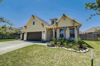 Rosenberg Single Family Home For Sale: 214 Mills Creek Court