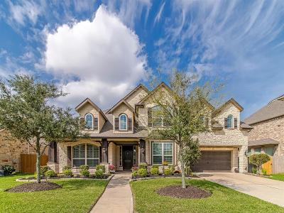 Cypress Single Family Home For Sale: 9905 Easton Sky Lane