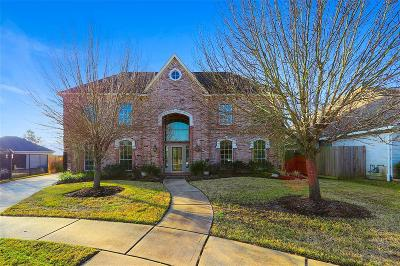 Pearland Single Family Home For Sale: 3026 Brookview Drive