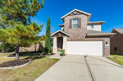 Humble Single Family Home For Sale: 9711 Lockhart Reach Lane