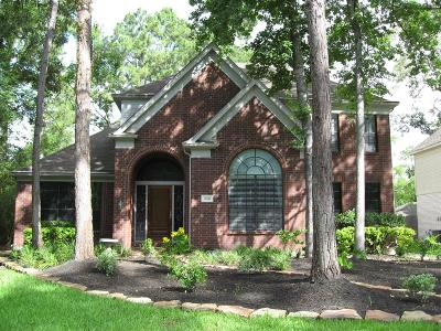 The Woodlands Single Family Home For Sale: 324 E Golden Arrow Circle