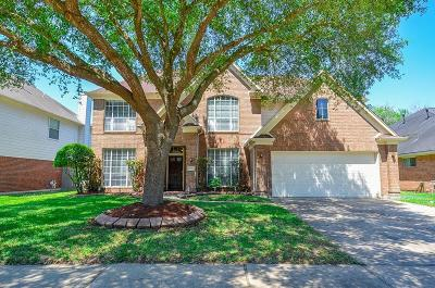 Sugar Land Single Family Home For Sale: 15718 Brookwood Lake Place
