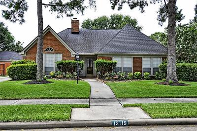 Houston Single Family Home For Sale: 13119 Sycamore Heights