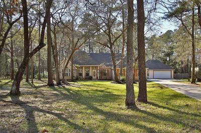 Magnolia Single Family Home For Sale: 33011 Sunrise Drive