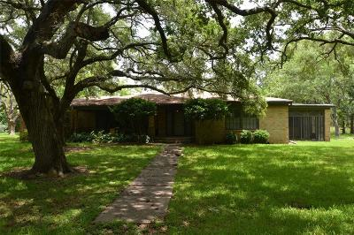 Hitchcock Single Family Home For Sale: 8106 Palmetto Street