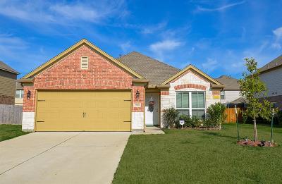 Rosenberg Single Family Home For Sale: 2818 Finwood Drive