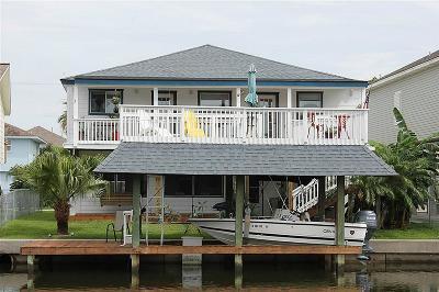 Bayou Vista Single Family Home For Sale: 910 Bonita Street